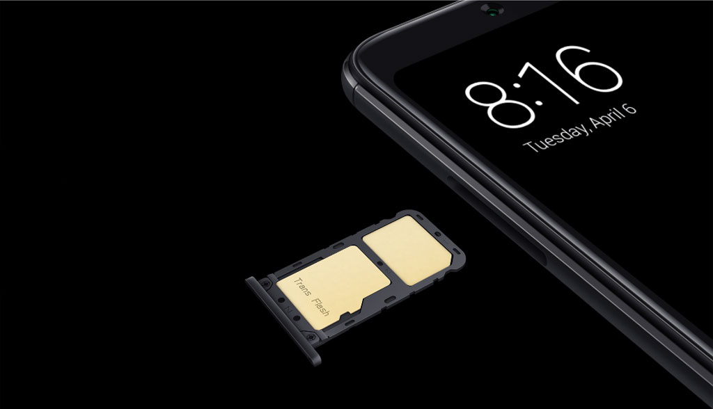 The model is available in 2 versions of RAM (4GB and 6GB) and the internal memory is 64GB in both models. If this amount is not enough for storing your ...