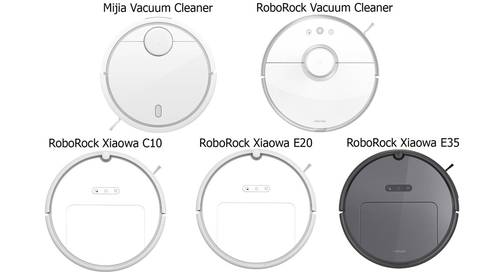Mijia, Roborock and Xiaowa Robot Vacuum Cleaner Comparison. Which One Is  the Best? | XIAOMI-MI.com