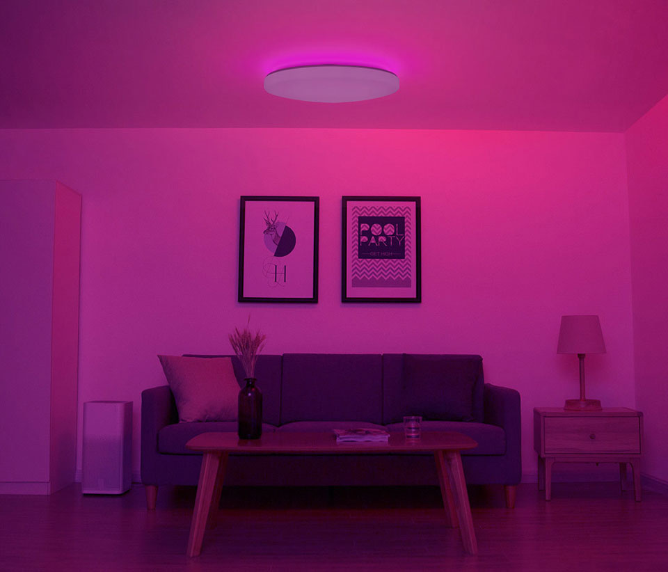 Smart LED Ceiling Lamp