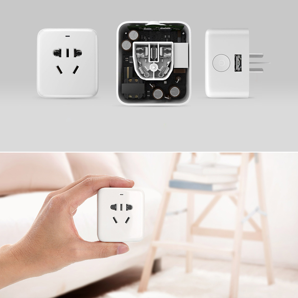 pa2065-3-9b1b_1_ Xiaomi MI WIFI Smart Socket