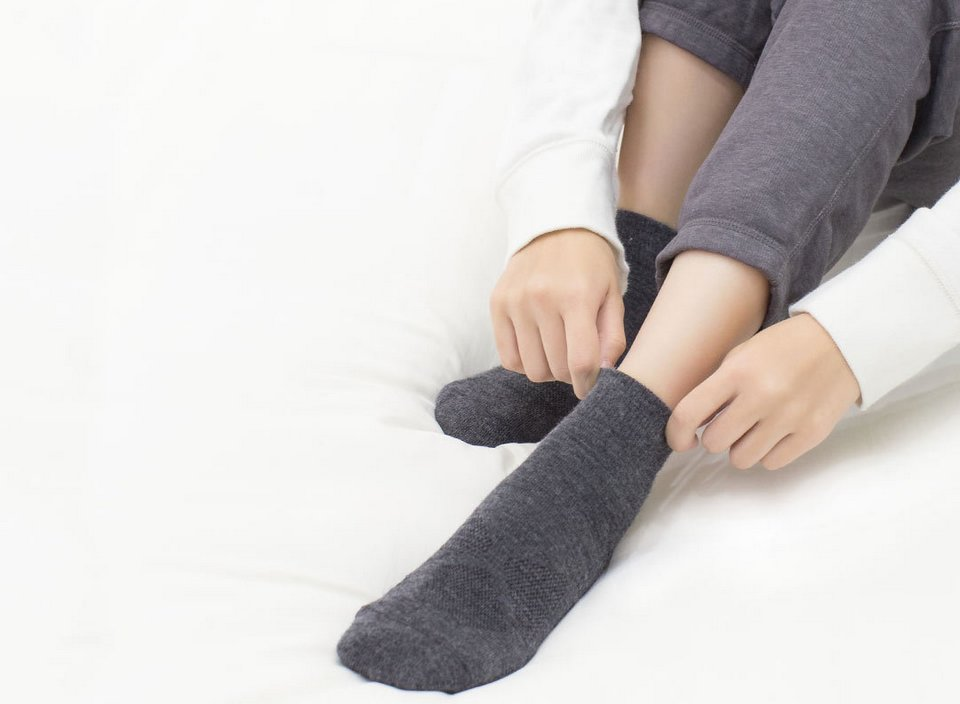 Xiaomi 90points Merino Wool Casual Socks Photo 2