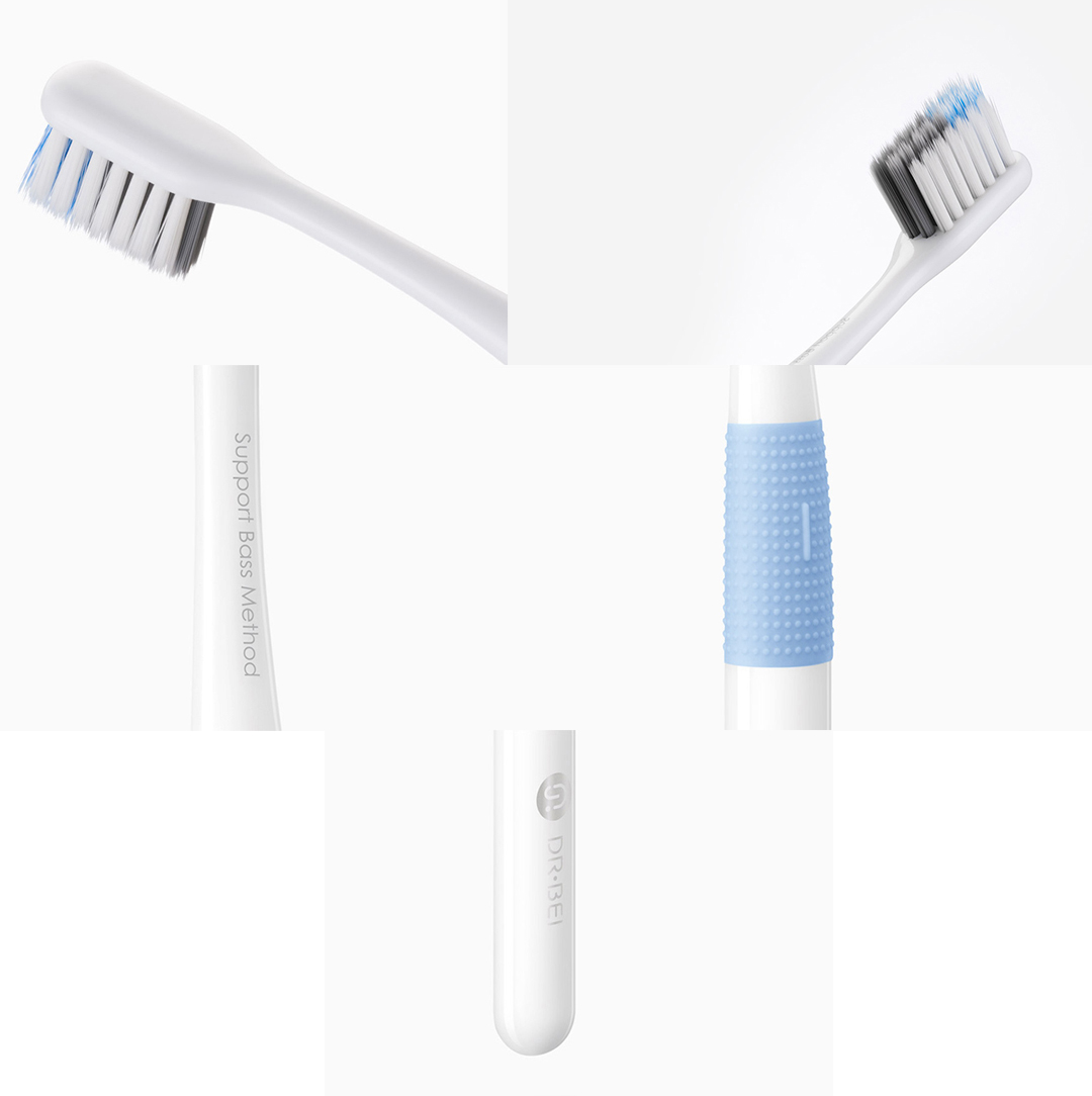 Xiaomi Doctor B Bass Method Toothbrush Set Photo 8
