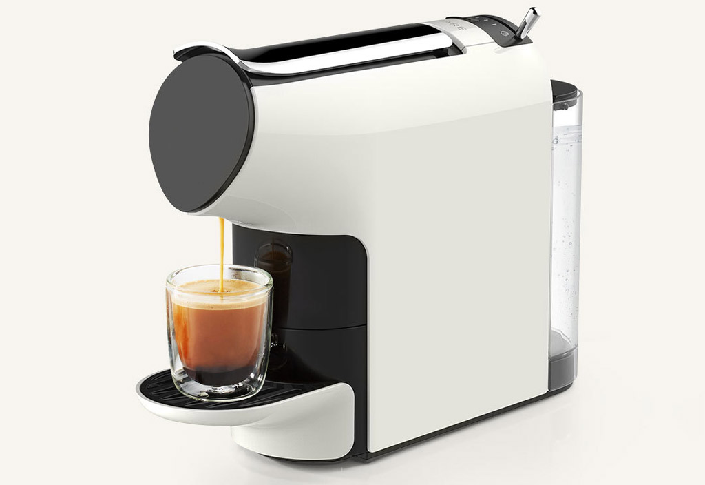 Coffee Maker Xiaomi : Xiaomi Scishare Capsule Coffee Machine White: full specifications, photo Xiaomi-Mi.com
