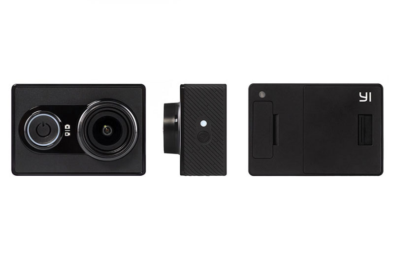 xiaomi yi action camera black full specifications photo